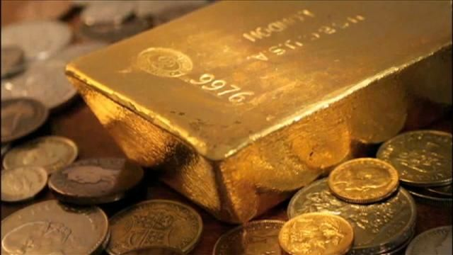 News video: Gold Sinks to 3-Year Low, and More